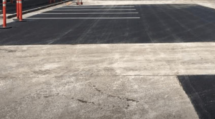 Parking Lot Repair Fairfax VA 2